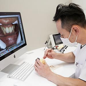 院内専用歯科技工所