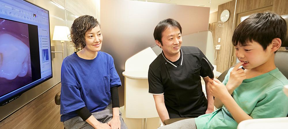 むし歯治療・根管治療