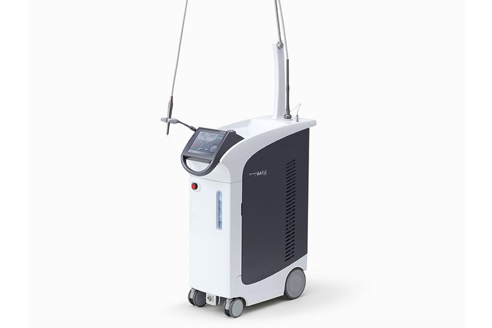 レーザーを併用した歯周病治療