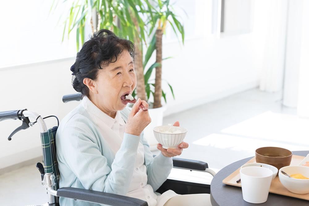 摂食嚥下障害のリハビリ